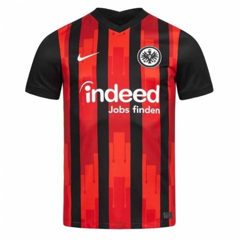 Maillot Eintracht Francfort domicile 2020/2021