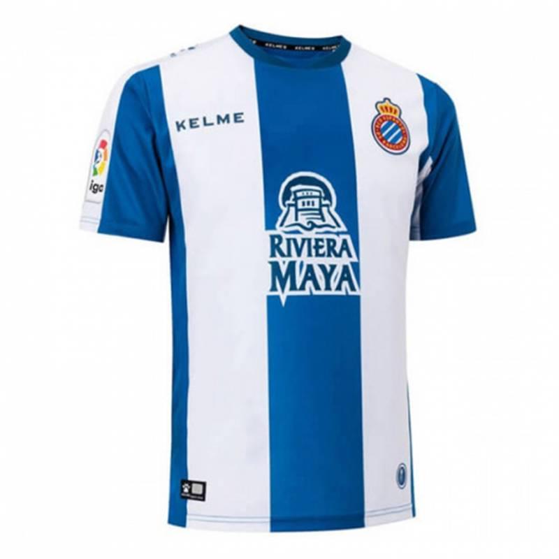 Maillot Espanyol domicile 2018/2019