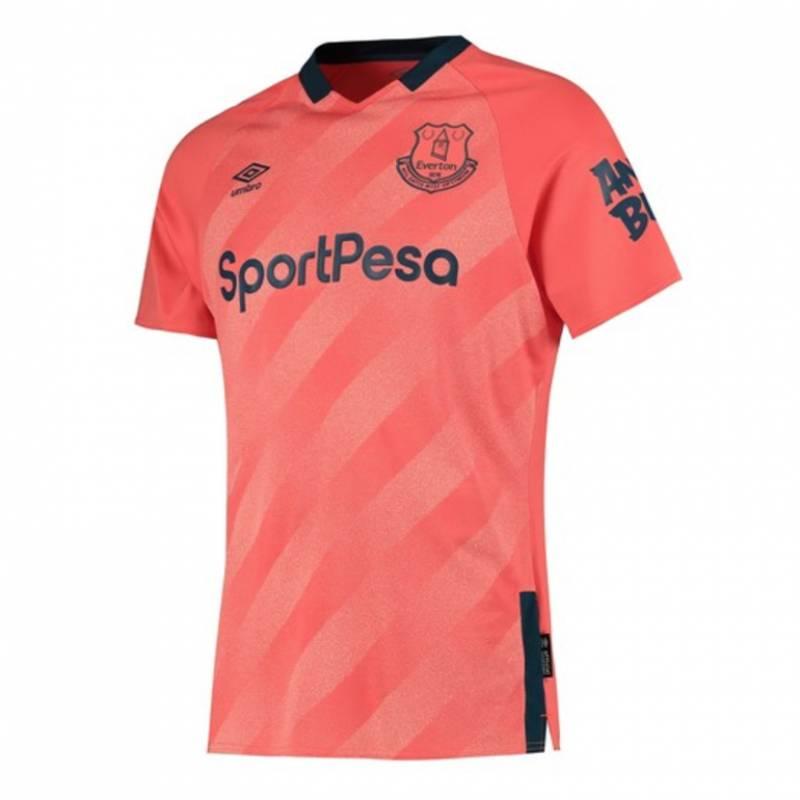Maillot Everton extérieur 2019/2020