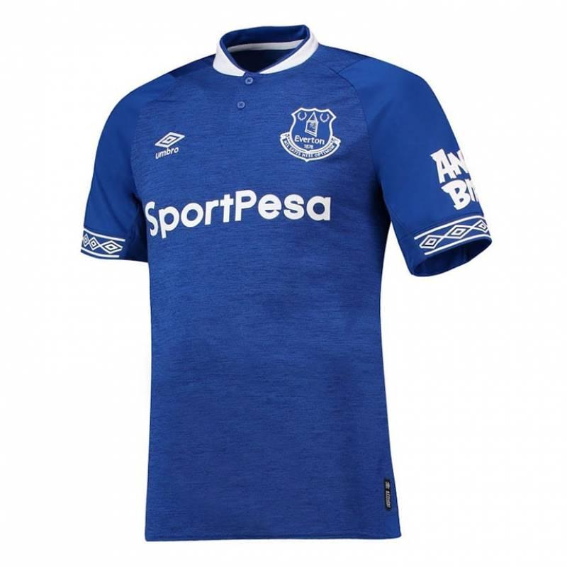 Maillot Everton domicile 2018/2019
