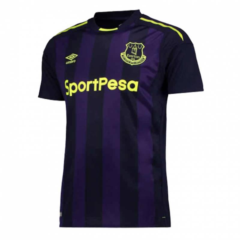Maillot Everton third 2017/2018