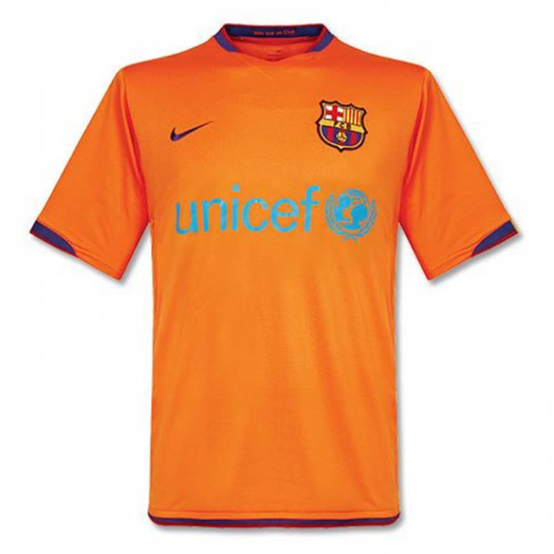 Maillot Barcelone extérieur 2006/2007