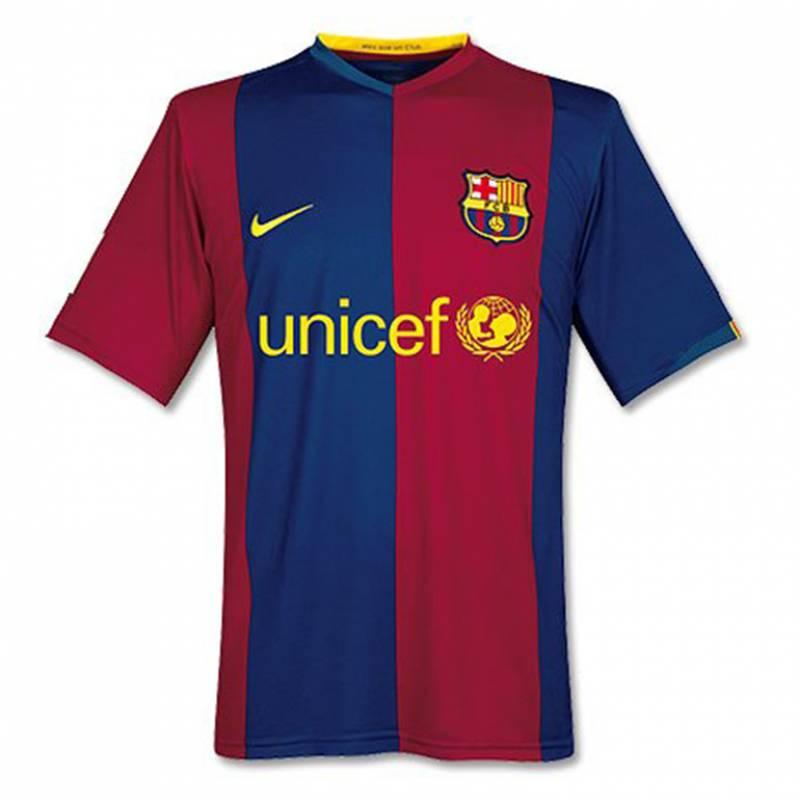 Maillot Barcelone domicile 2006/2007