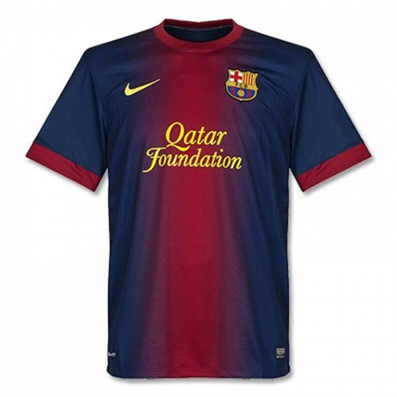 Maillot Barcelone domicile 2012/2013