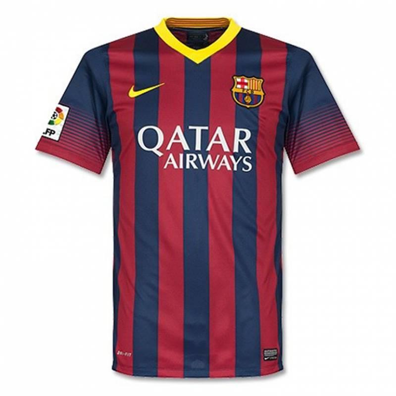 Maillot Barcelone domicile 2013/2014
