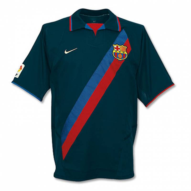 Maillot Barcelone third 2003/2004