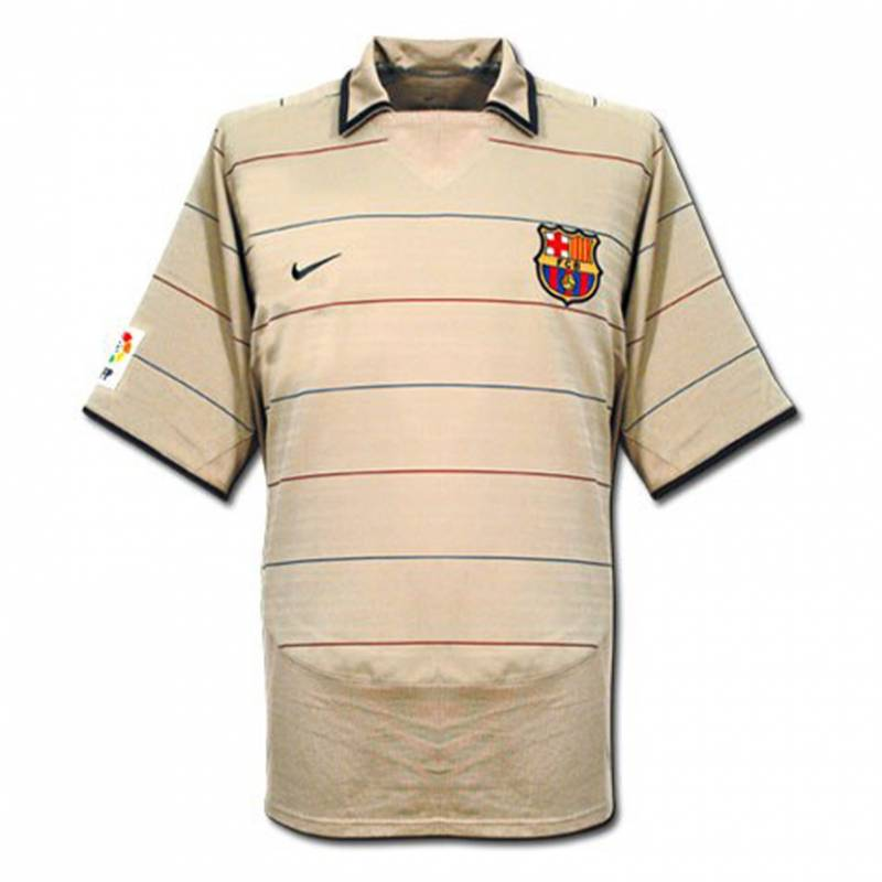 Maillot Barcelone third 2004/2005