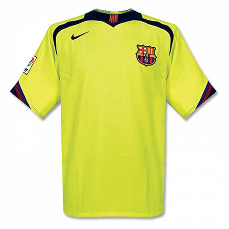 Maillot Barcelone third 2006/2007