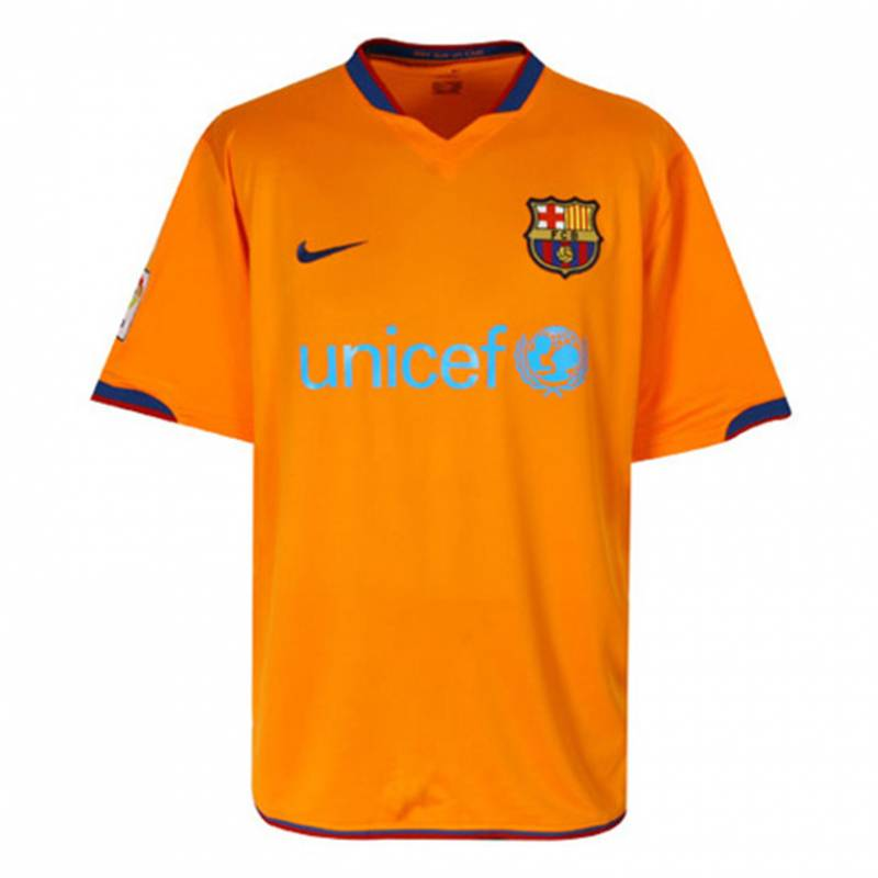 Maillot Barcelone third 2007/2008
