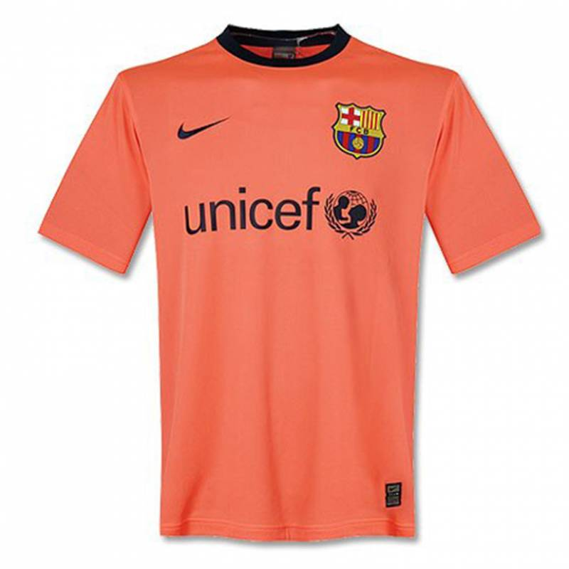 Maillot Barcelone third 2010/2011