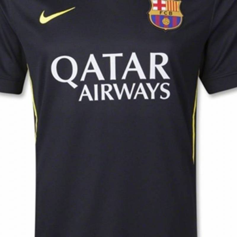 Maillot Barcelone third 2013/2014