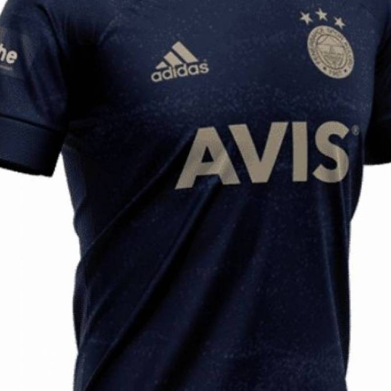 Maillot Fenerbahce SK third 2020/2021