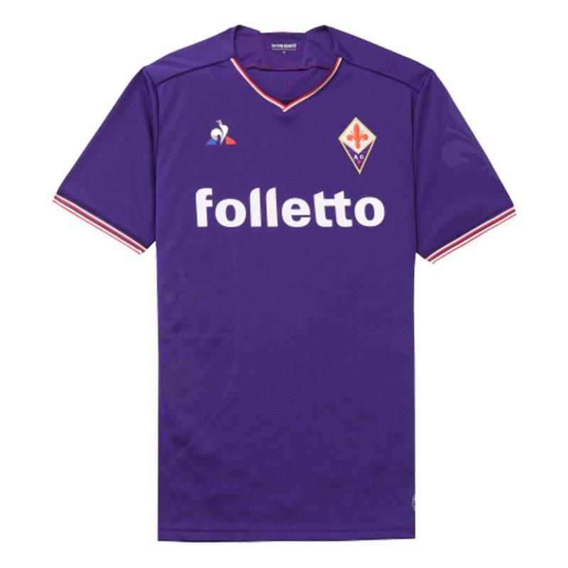 Maillot Fiorentina domicile 2017/2018