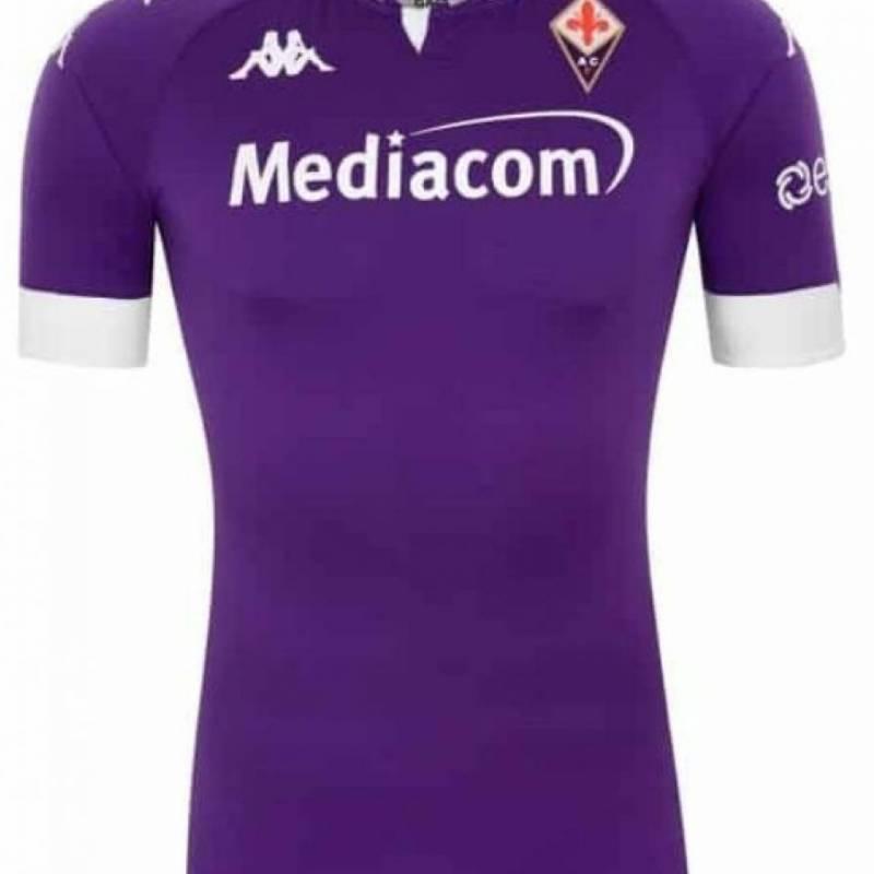 Maillot Fiorentina domicile 2020/2021