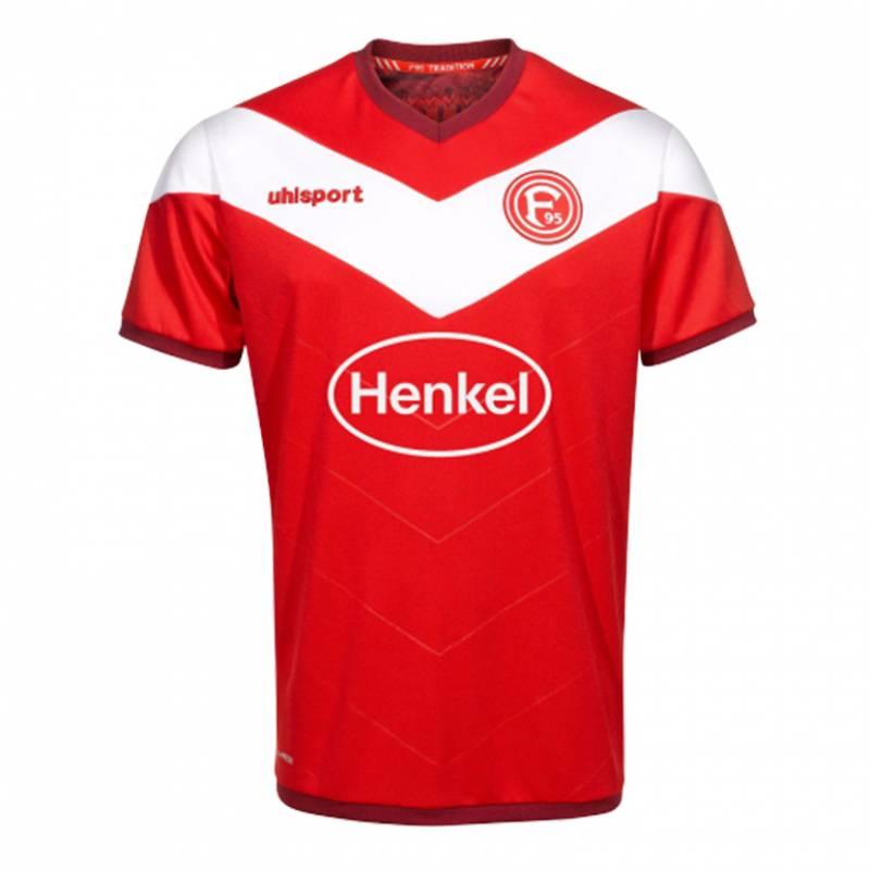 Maillot Fortuna Düsseldorf domicile 2018/2019