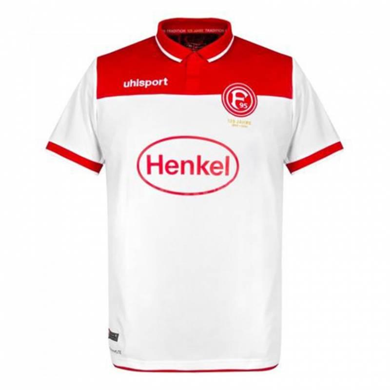 Maillot Fortuna Düsseldorf domicile 2019/2020