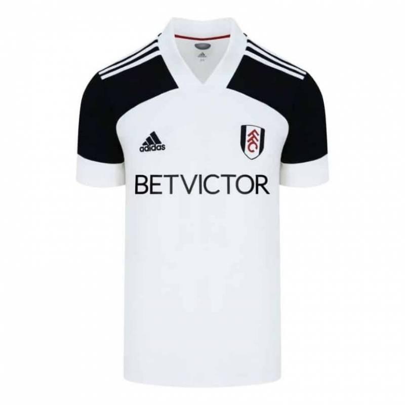 Maillot Fulham domicile 2020/2021