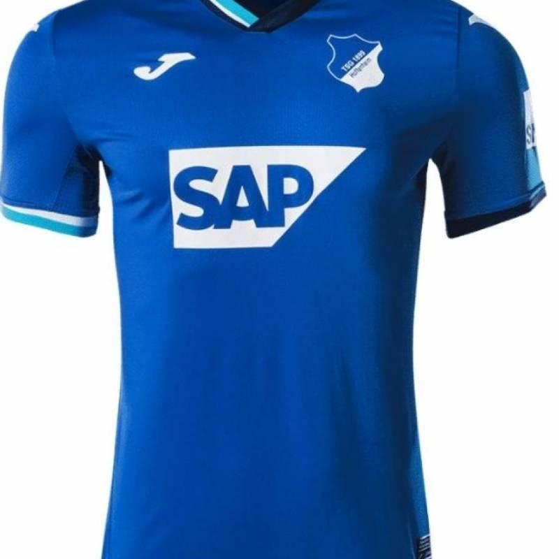 Maillot Hoffenheim domicile 2020/2021
