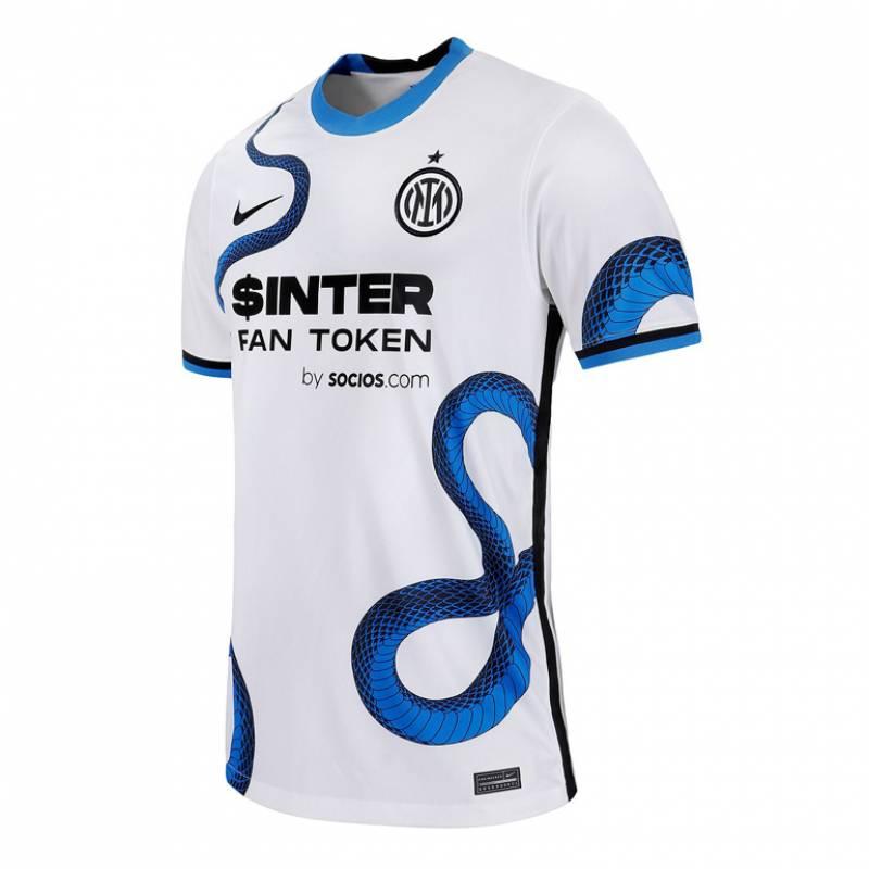 Maillot Inter Milan extérieur 2021/2022