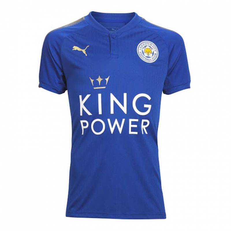 Maillot Leicester City FC domicile 2017/2018