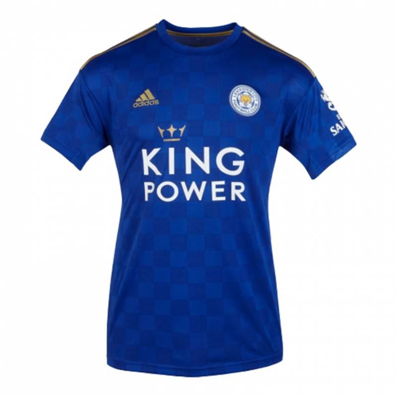 Maillot Leicester City FC domicile 2019/2020