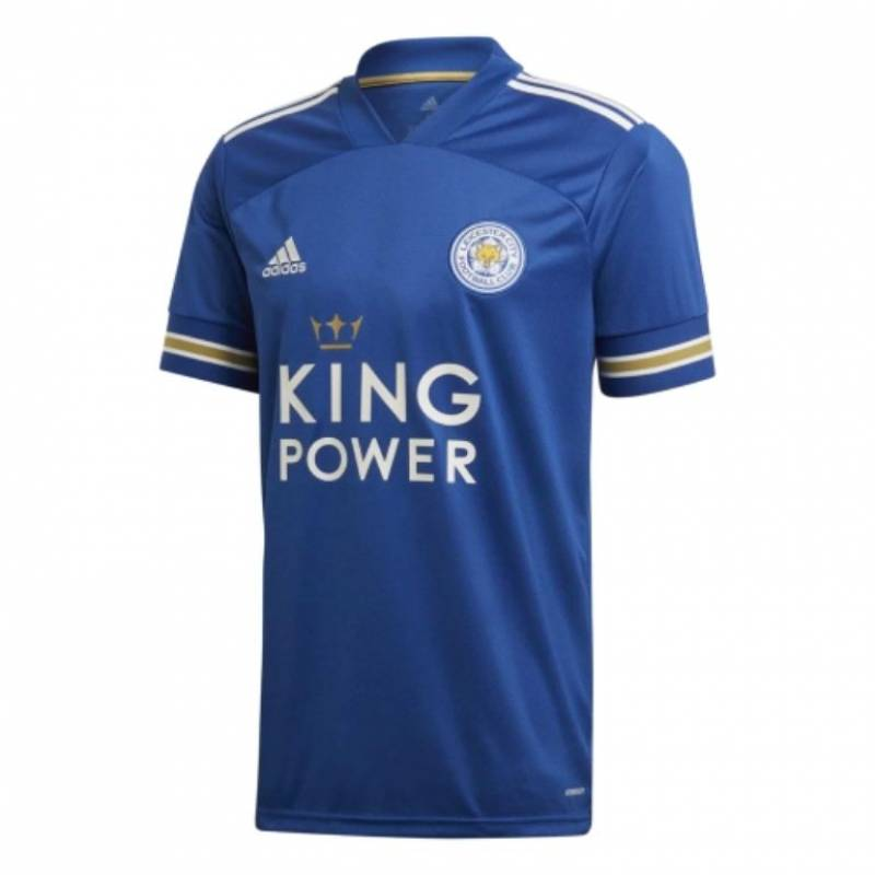 Maillot Leicester domicile 2020/2021