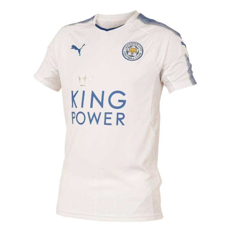 Maillot Leicester City FC third 2017/2018