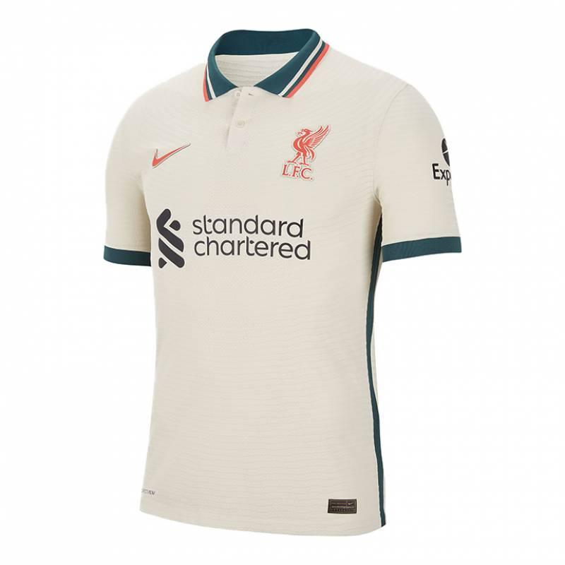 Maillot Liverpool extérieur 2021/2022