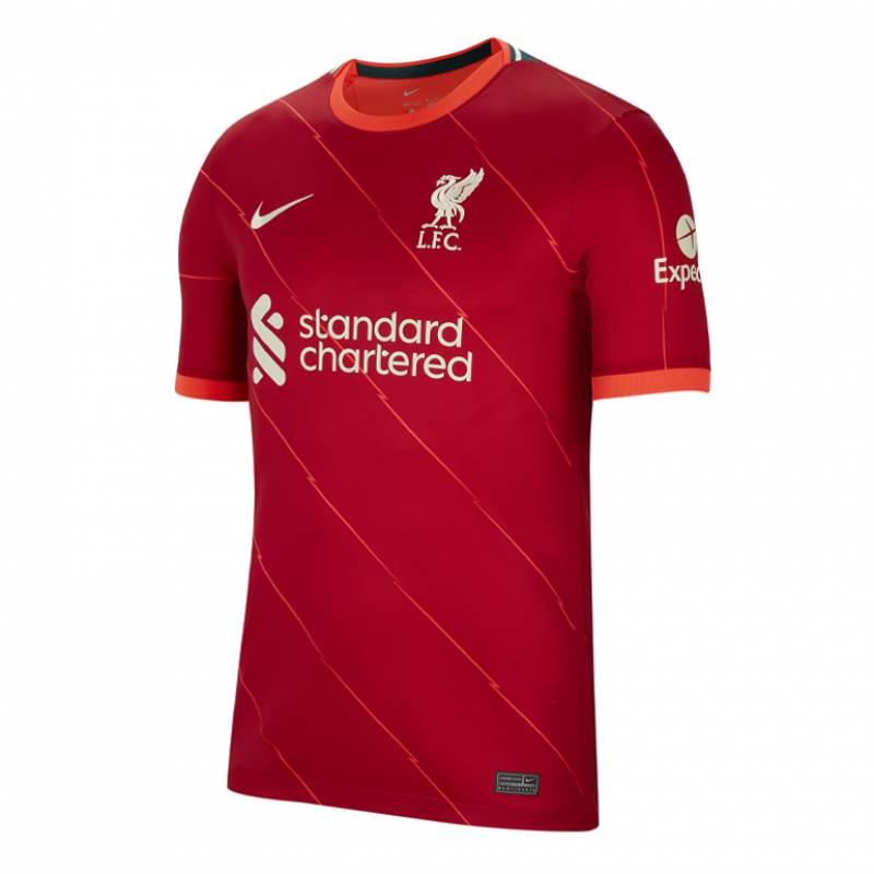 Maillot Liverpool domicile 2021/2022