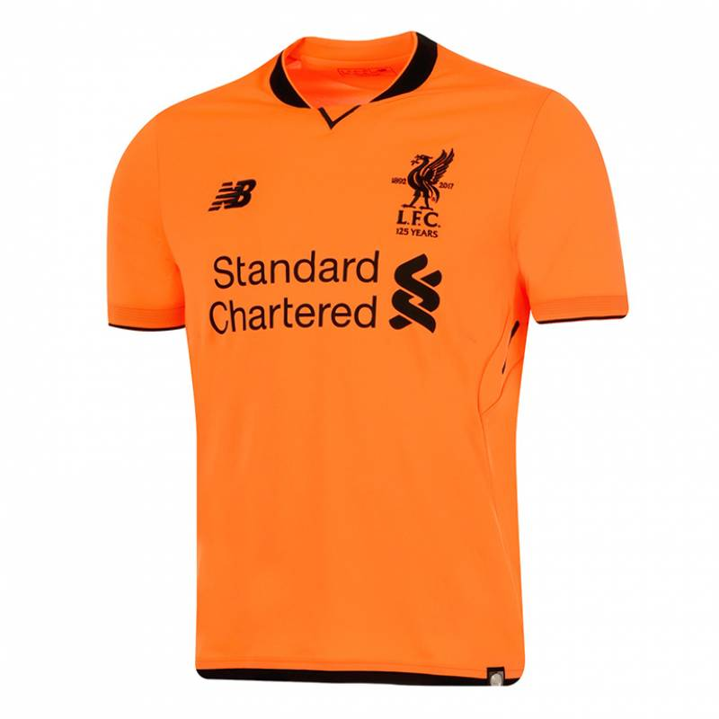 Maillot Liverpool FC third 2017/2018