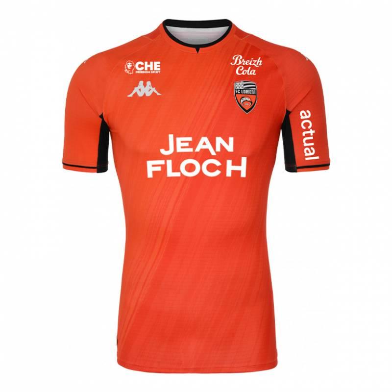 Maillot Lorient domicile 2021/2022