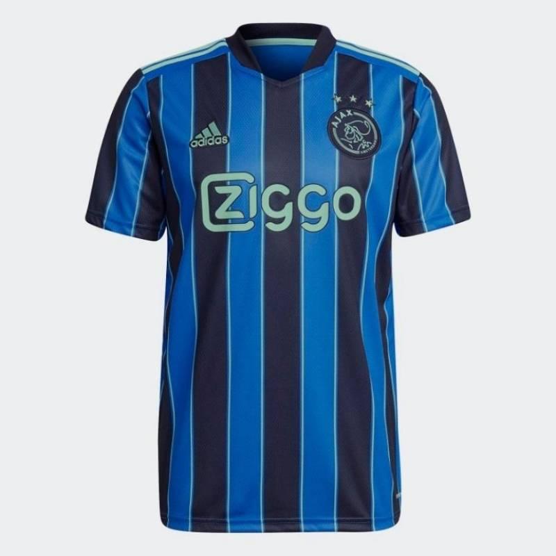 Maillot Ajax extérieur 2021/2022