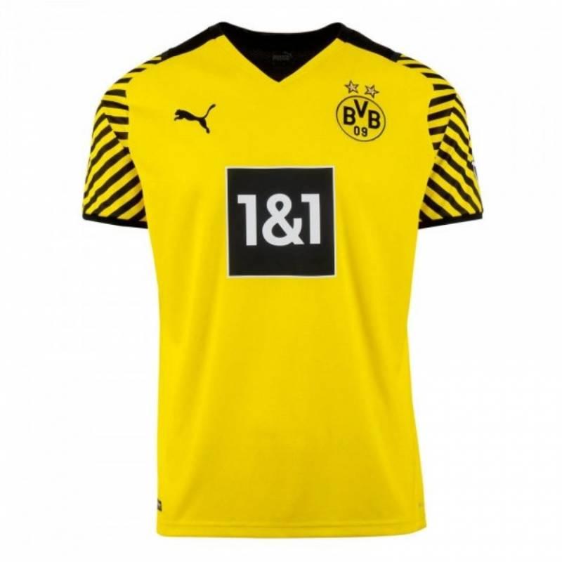 Maillot BV Borussia 09 Dortmund domicile 2021/2022