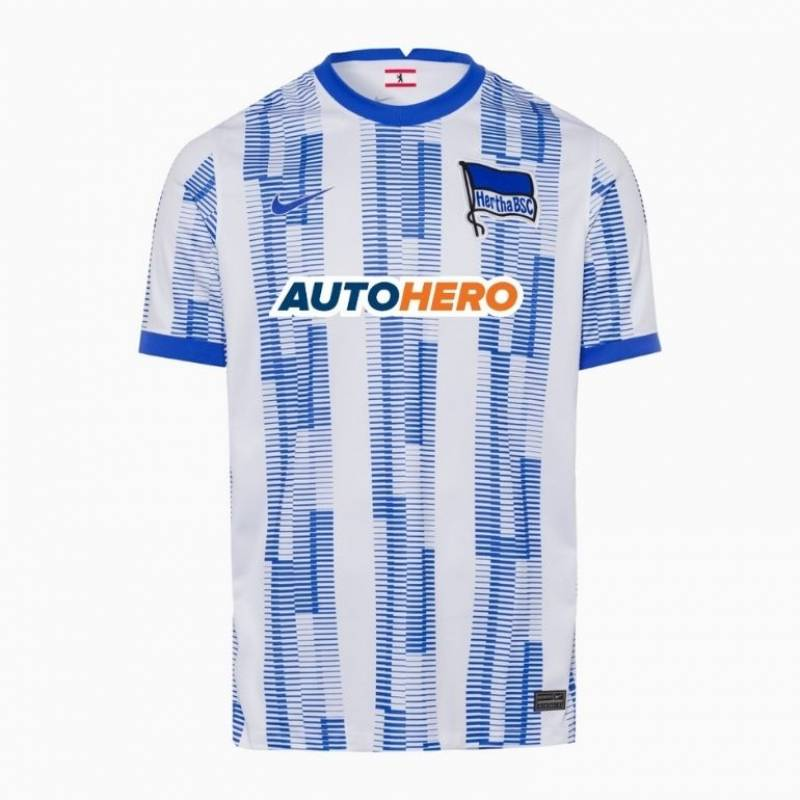 Maillot Hertha domicile 2021/2022
