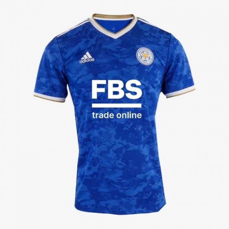 Maillot Leicester domicile 2021/2022