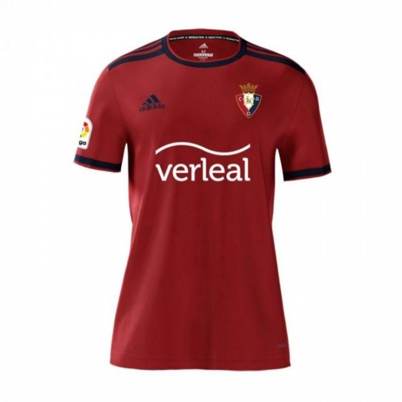 Maillot Osasuna domicile 2021/2022
