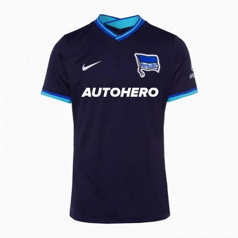 Maillot Hertha extérieur 2021/2022