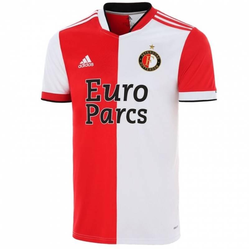 Maillot Feyenoord Rotterdam domicile 2021/2022