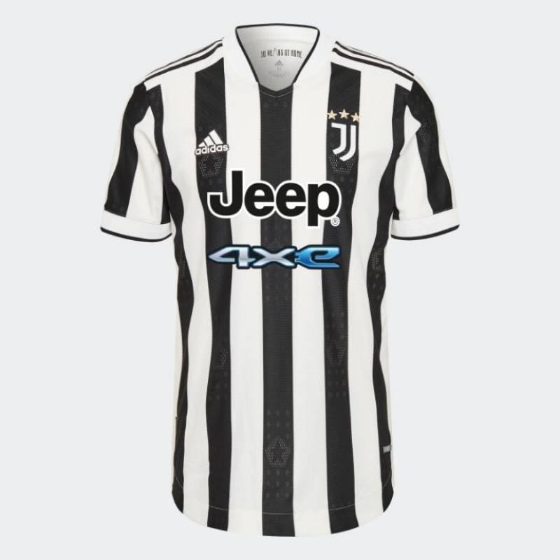 Maillot Juventus II domicile 2021/2022