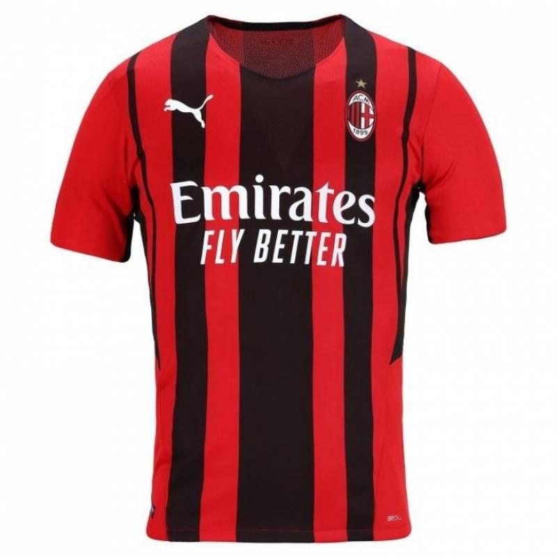 Maillot Milan domicile 2021/2022