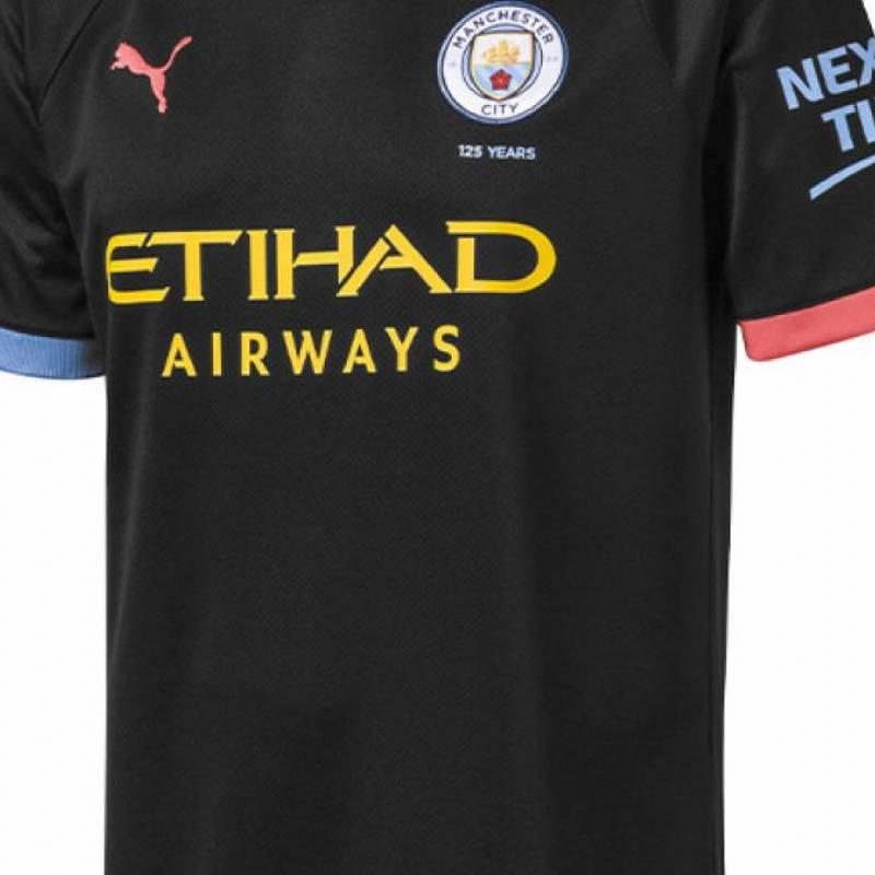 Maillot Manchester City FC extérieur 2019/2020