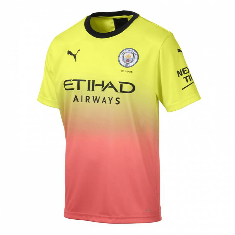 Maillot Manchester City FC third 2019/2020