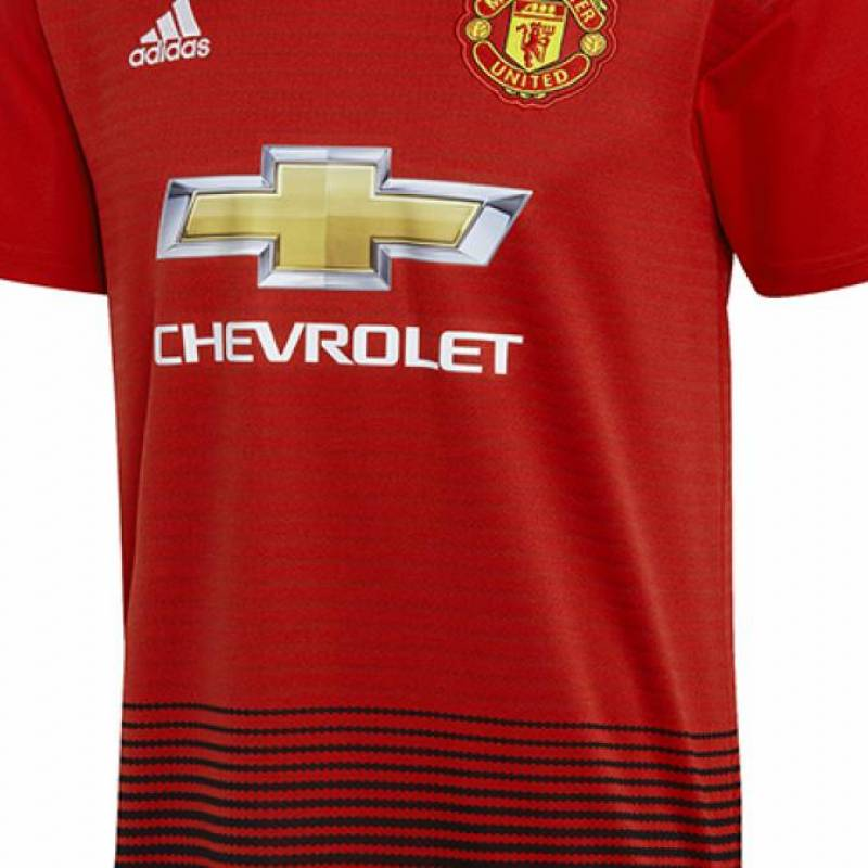 Maillot Manchester United FC domicile 2018/2019