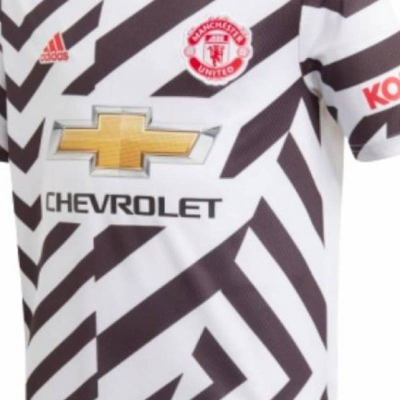 Maillot Manchester United FC third 2020/2021