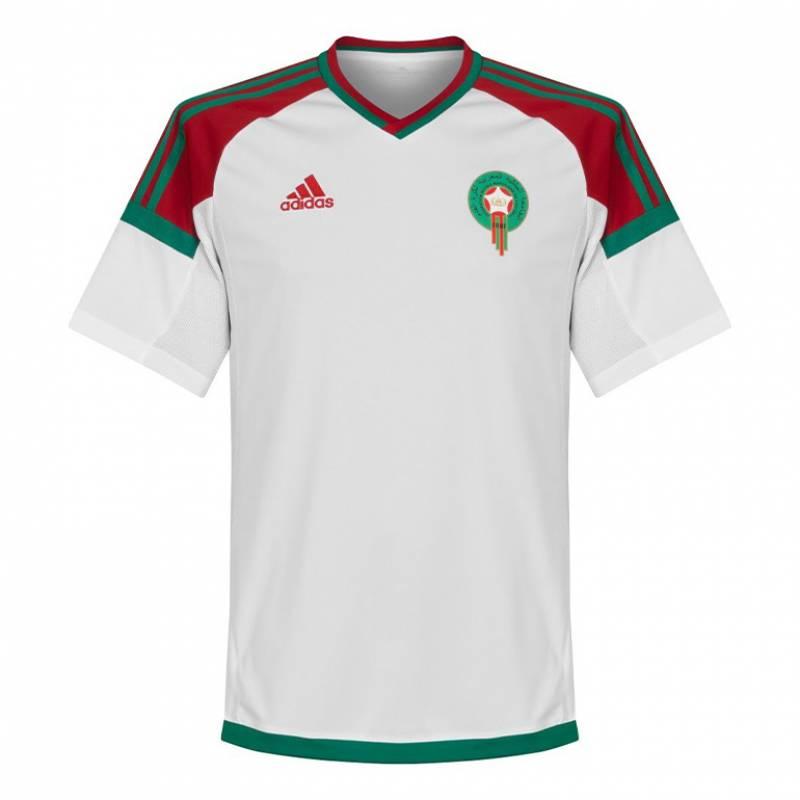 Maillot Maroc extérieur 2017