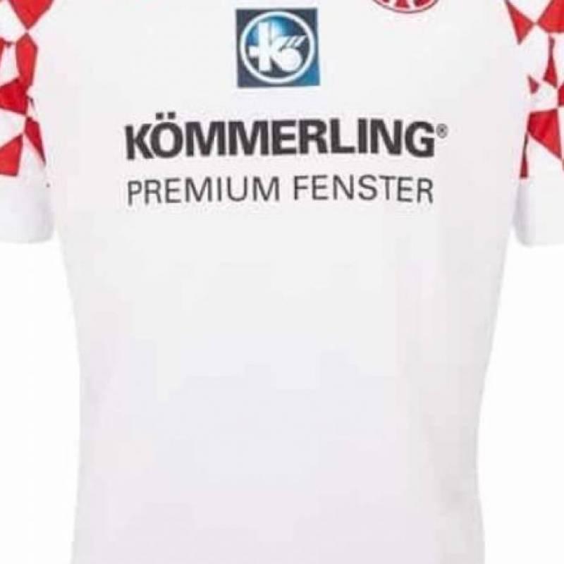 Maillot Mainz 05 extérieur 2020/2021