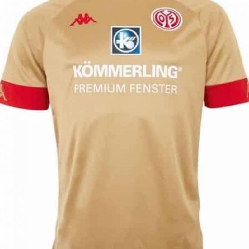 Maillot Mainz 05 third 2020/2021