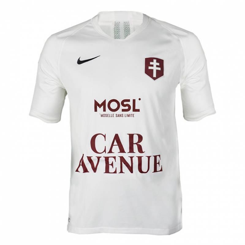 Maillot Metz extérieur 2019/2020