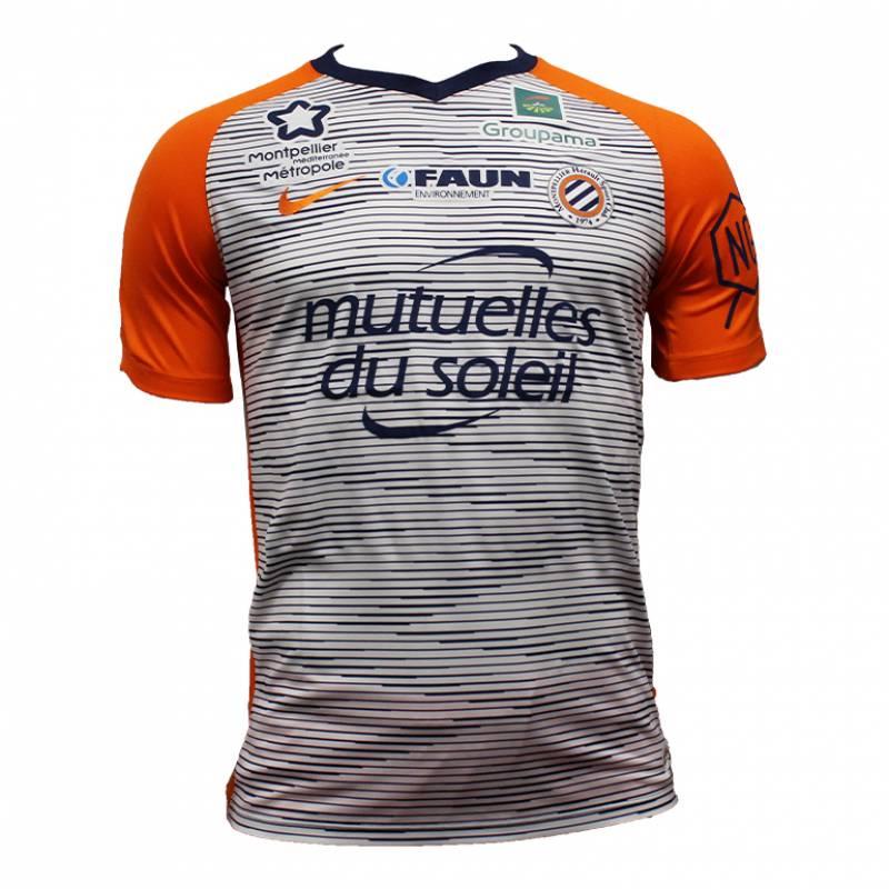 Maillot Montpellier extérieur 2018/2019
