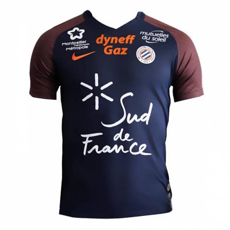 Maillot Montpellier domicile 2017/2018